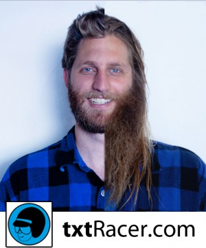 Greg Half Beard